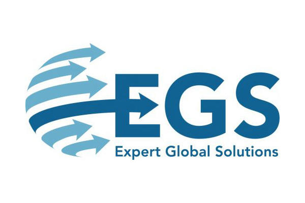 Expert Global Solutions logo.