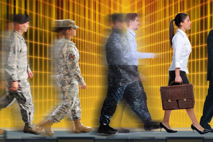 military to civilian transition