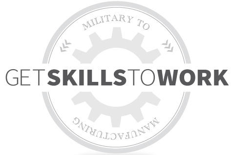 Get Skills to Work Initiative logo.