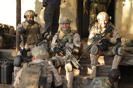 Reality is Overrated: 'SEAL Team 8' | Military com