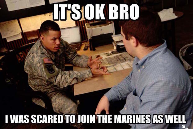 Funny Memes Job : The 13 funniest military memes of the week 3 23 16 military.com