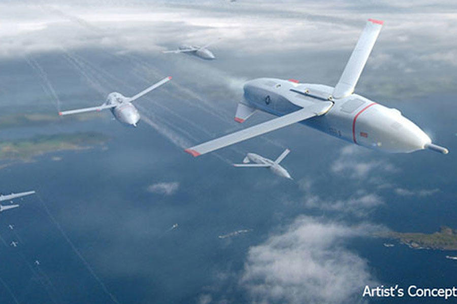 Pentagon Still Questioning How Smart to Make Its Drone Swarms