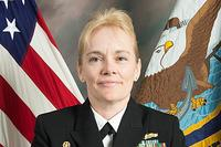 Cmdr. Tammy Royal. Navy photo