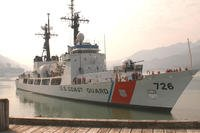 U.S. Coast Guard Cutter Midgett is the twelfth and last of the Coast Guard's fleet of 378 foot High Endurance Cutters. Her namesake, the late Chief Boatswain John Allen Midgett Jr. was born in 1876 in Rodanthe, N.C., and served for nearly 40 years with the U.S. Lifesaving Service and the Coast Guard. (U.S. Coast Guard photo)