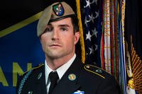 Sgt. Cameron A. Meddock, 26, of Spearman, Texas. (U.S. Army Special Operations Command)