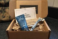 Dollar Shave Club: First box
