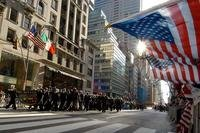 U.S. Navy at New York Veterans Day parade