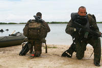 US Marine RECON