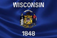 Wisconsin Flag