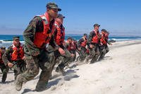Getting Fit For Seal Training