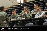 Tactical Fitness: ROTC cadets