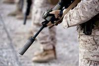 Marine Corp Systems Command wants individual weapons equipped with built-in suppressors. Photo: Military.com.