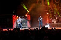 Exchange MWR funds helped to provide a free concert at Fort Benning, Ga., in March 2015 that featured the Grammy-nominated Eli Young Band. (DoD photo/Julie Mitchell)