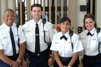 Bureau of Prisons officers (Federal Bureau of Prisons photo)