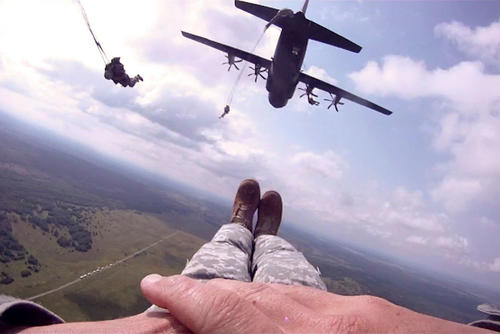 Airborne For Old Guys Story From Troops