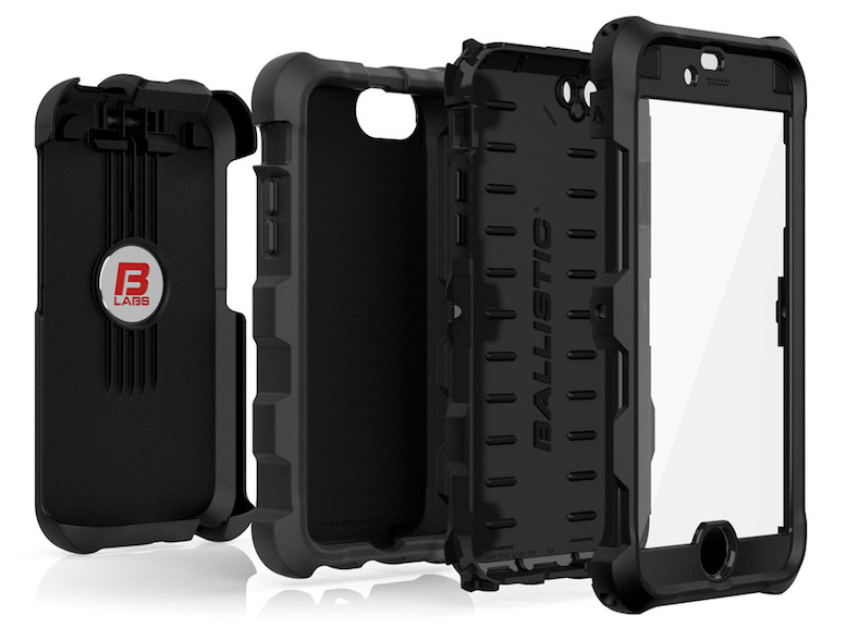 best website a6aed 96808 Ballistic Hard Core Tactical: A Tough iPhone Case for Your MOLLE ...