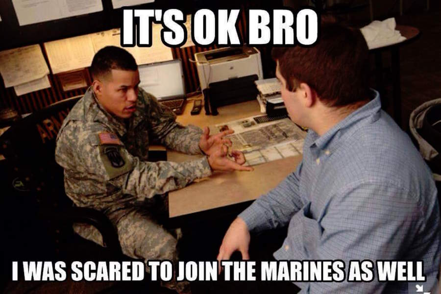 Funniest Memes Of The Week : The funniest military memes of the week military